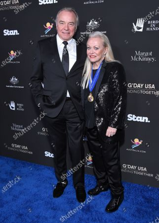 Editorial photo of G'Day USA, Arrivals, Los Angeles, USA - 25 Jan 2020