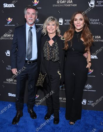 Editorial picture of G'Day USA, Arrivals, Los Angeles, USA - 25 Jan 2020