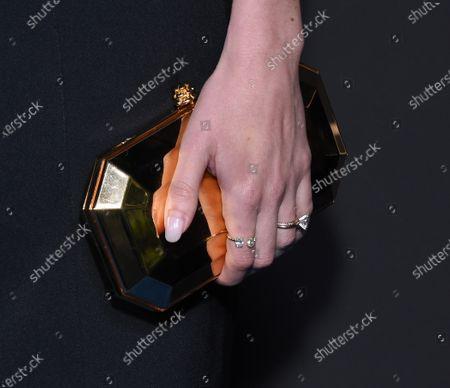Jessica McNamee, bag detail