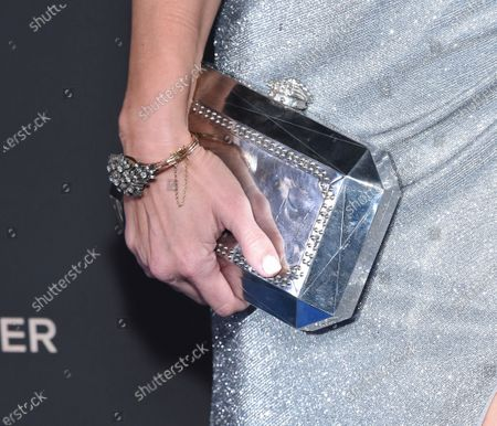 Kym Johnson, bag detail