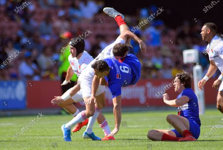 Editorial picture of HSBC World Sevens Series, Hamilton, New Zealand - 26 Jan 2020