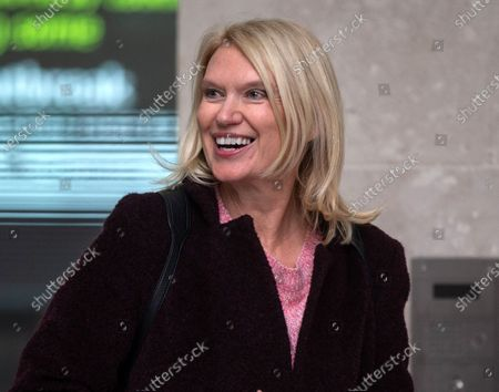 Anneka Rice, Welsh presenter and broadcaster, leaves the BBC Stud