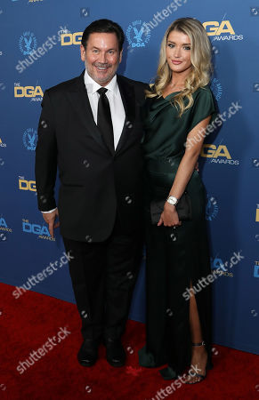 Editorial image of 72nd Annual Directors Guild of America Awards, Arrivals, The Ritz-Carlton, Los Angeles, USA - 25 Jan 2020