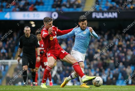 Editorial picture of Manchester City v Fulham, The FA Cup - 26 Jan 2020