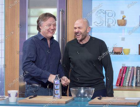 Shaun Dooley and Simon Rimmer
