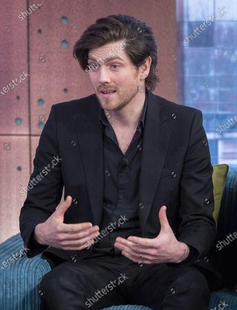 Editorial image of 'Sunday Brunch' TV show, London, UK - 26 Jan 2020