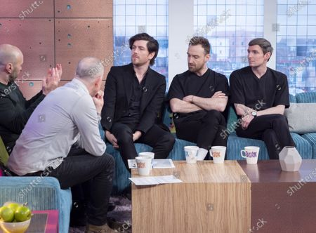 Editorial picture of 'Sunday Brunch' TV show, London, UK - 26 Jan 2020