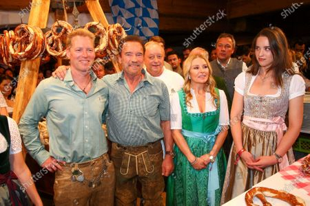 Editorial photo of 29th Weisswurstparty at Hotel Stanglwirt, Going near Kitzbuehel, Austria - 24 Jan 2020