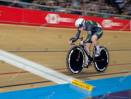 Editorial image of National Track Championships Cycling, Manchester, UK - 26 Jan 2020