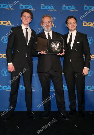 Editorial picture of 72nd Annual Directors Guild of America Awards, Press Room, The Ritz-Carlton, Los Angeles, USA - 25 Jan 2020