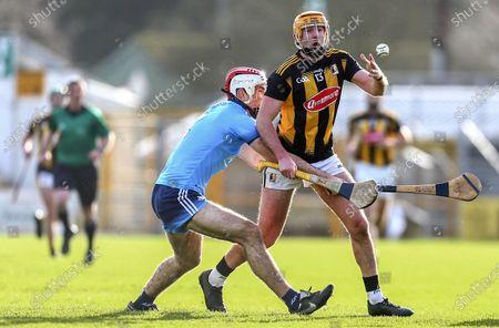 Kilkenny vs Dublin. Kilkenny's Billy Ryan in action against Dublin's Paddy Smith