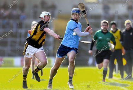 Kilkenny vs Dublin. Dublin's Sean Moran in action against Kilkenny's Michael Cody