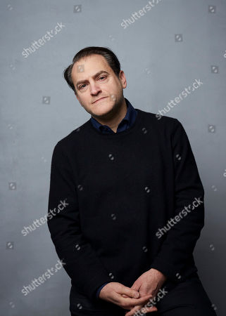 """Michael Stuhlbarg poses for a portrait to promote the film """"Shirley"""" at the Music Lodge during the Sundance Film Festival, in Park City, Utah"""