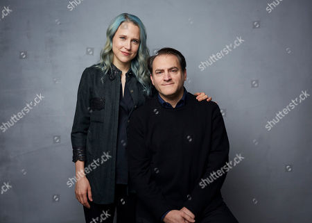 "Editorial image of 2020 Sundance Film Festival - ""Shirley"" Portrait Session, Park City, USA - 26 Jan 2020"