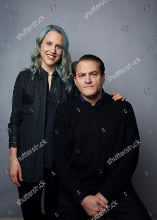 "Editorial picture of 2020 Sundance Film Festival - ""Shirley"" Portrait Session, Park City, USA - 26 Jan 2020"