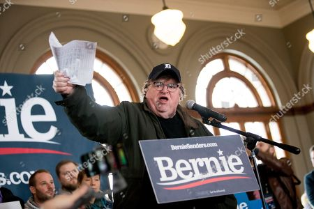 Editorial image of Election 2020 Bernie Sanders, Perry, USA - 26 Jan 2020