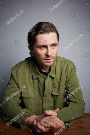 "Editorial photo of 2020 Sundance Film Festival - ""Falling"" Portrait Session, Park City, USA - 26 Jan 2020"