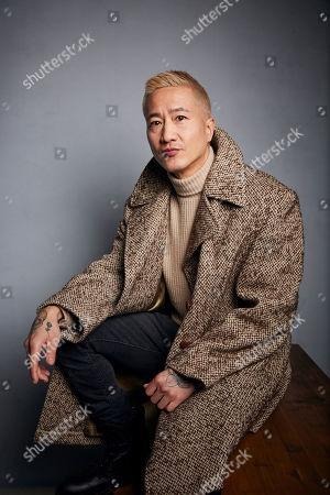 "Editorial picture of 2020 Sundance Film Festival - ""Falling"" Portrait Session, Park City, USA - 26 Jan 2020"