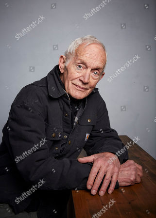 "Lance Henriksen poses for a portrait to promote the film ""Falling"" at the Music Lodge during the Sundance Film Festival, in Park City, Utah"