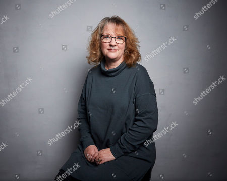 """Brenda Chapman poses for a portrait to promote the film """"Come Away"""" at the Music Lodge during the Sundance Film Festival, in Park City, Utah"""