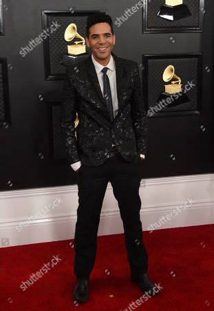 Editorial photo of 62nd Annual Grammy Awards - Arrivals, Los Angeles, USA - 26 Jan 2020