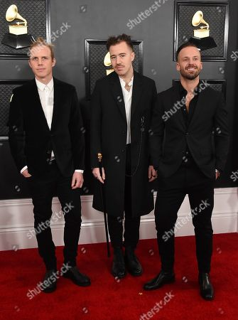 Editorial picture of 62nd Annual Grammy Awards - Arrivals, Los Angeles, USA - 26 Jan 2020