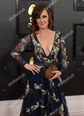 Editorial image of 62nd Annual Grammy Awards - Arrivals, Los Angeles, USA - 26 Jan 2020