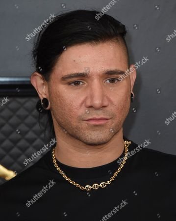 Skrillex arrives at the 62nd annual Grammy Awards at the Staples Center, in Los Angeles