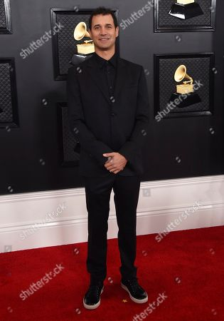 Ramin Djawadi arrives at the 62nd annual Grammy Awards at the Staples Center, in Los Angeles
