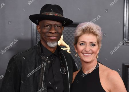 Keb Mo ', Robbie Brooks Moore. Keb Mo ', left, and Robbie Brooks Moore arrive at the 62nd annual Grammy Awards at the Staples Center, in Los Angeles