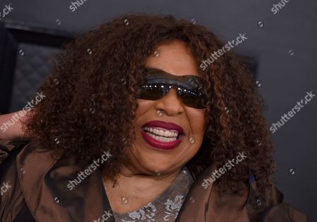 Roberta Flack arrives at the 62nd annual Grammy Awards at the Staples Center, in Los Angeles