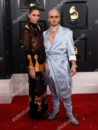 Ali Tamposi, Andrew Watt. Ali Tamposi, left, and Andrew Watt arrive at the 62nd annual Grammy Awards at the Staples Center, in Los Angeles