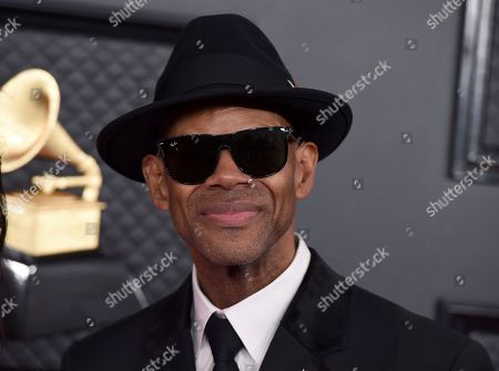 Jimmy Jam arrives at the 62nd annual Grammy Awards at the Staples Center, in Los Angeles