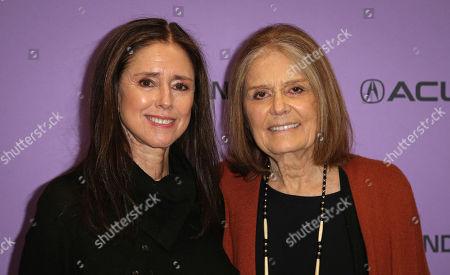 Julie Taymor and Gloria Steinem
