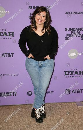 Editorial image of 'The Glorias' film premiere, Arrivals, Sundance Film Festival, Park City, USA - 26 Jan 2020