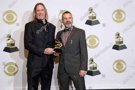 Editorial image of Press Room - 62nd Annual Grammy Awards, Los Angeles, USA - 26 Jan 2020