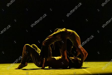 Editorial picture of Ballet Icons Gala 2020 rehersals, London Coliseum, London, UK - 26 Jan 2020