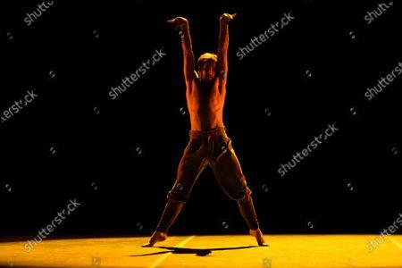 Editorial image of Ballet Icons Gala 2020 rehersals, London Coliseum, London, UK - 26 Jan 2020