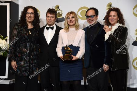 Editorial picture of 62nd Annual Grammy Awards - Press Room, Los Angeles, USA - 26 Jan 2020