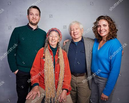 "Editorial photo of 2020 Sundance Film Festival - ""Spaceship Earth"" Portrait Session, Park City, USA - 26 Jan 2020"