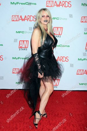 Editorial photo of AVN Awards, Las Vegas, USA - 25 Jan 2020