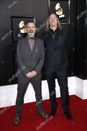 Editorial picture of Arrivals - 62nd Annual Grammy Awards, Los Angeles, USA - 26 Jan 2020