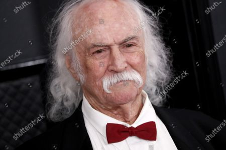 Editorial image of Arrivals - 62nd Annual Grammy Awards, Los Angeles, USA - 26 Jan 2020