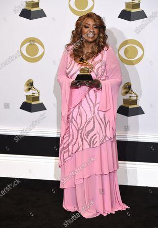 Gloria Gaynor - Best Roots Gospel Album for 'Testimony'