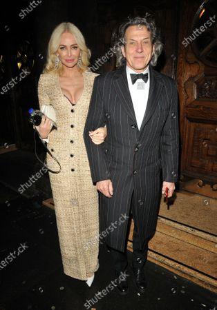 Amanda Cronin and Stephen Webster