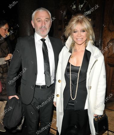 Stock Picture of Carl Douglas and Jo Wood