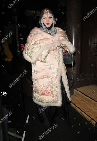 Editorial image of The Russian Ballet Icons Gala, London Coliseum, UK - 26 Jan 2020