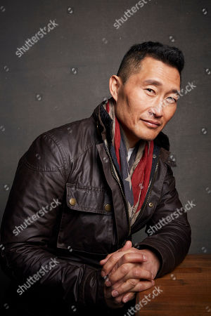 "Daniel Dae Kim poses for a portrait to promote the film ""Blast Beat"" at the Music Lodge during the Sundance Film Festival, in Park City, Utah"