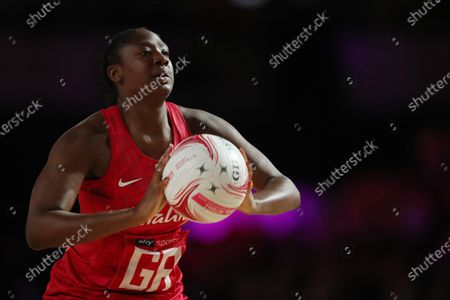 Editorial picture of England Roses v South Africa Spar Proteus, Vitality Nations Cup, Netball, Copper Box, London, UK - 26 Jan 2020