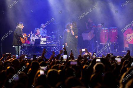 Editorial photo of Ketama in concert, Show, Sala La Riviera, Madrid, Spain - 23 Jan 2020